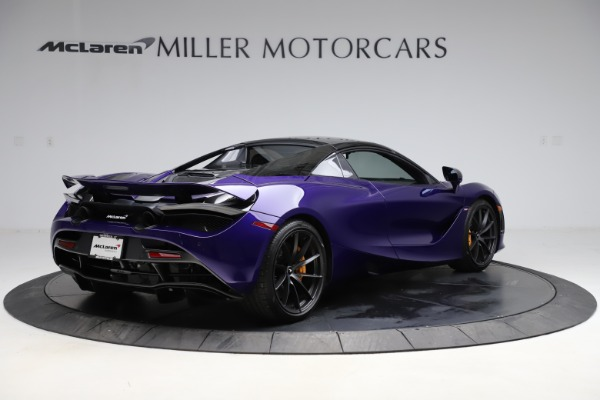 Used 2020 McLaren 720S Spider for sale $324,990 at Bentley Greenwich in Greenwich CT 06830 15