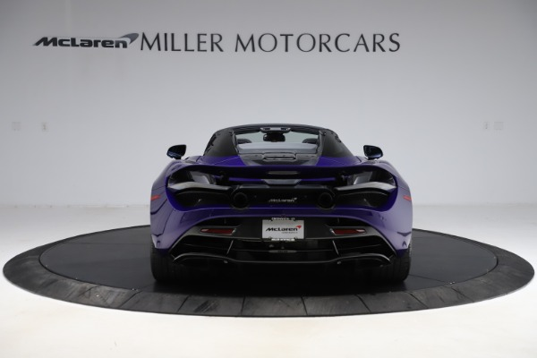 Used 2020 McLaren 720S Spider for sale $324,990 at Bentley Greenwich in Greenwich CT 06830 16