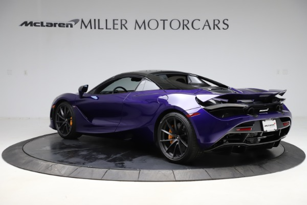 Used 2020 McLaren 720S Spider for sale $324,990 at Bentley Greenwich in Greenwich CT 06830 17