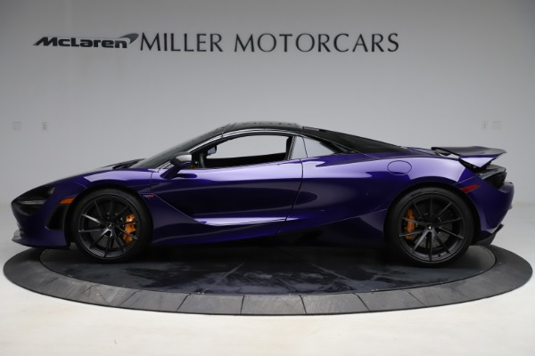 Used 2020 McLaren 720S Spider for sale $324,990 at Bentley Greenwich in Greenwich CT 06830 18
