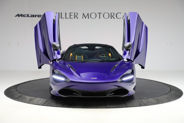 Used 2020 McLaren 720S Spider Performance for sale $324,990 at Bentley Greenwich in Greenwich CT 06830 20