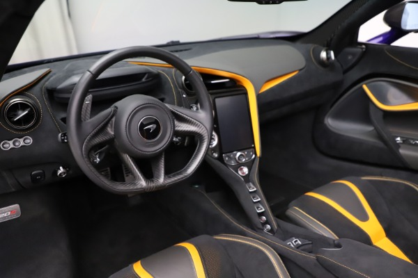 Used 2020 McLaren 720S Spider for sale $324,990 at Bentley Greenwich in Greenwich CT 06830 22