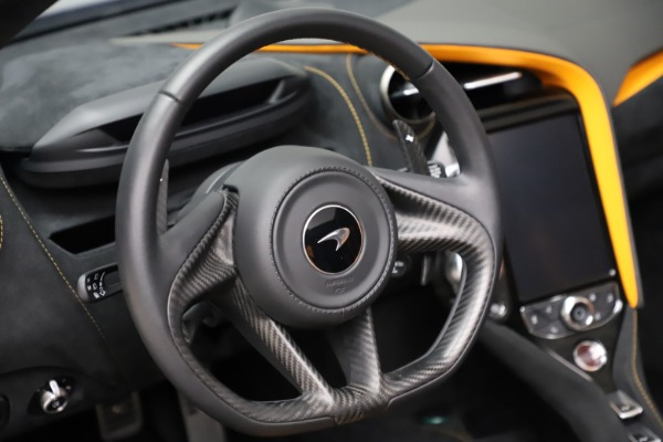 Used 2020 McLaren 720S Spider for sale $324,990 at Bentley Greenwich in Greenwich CT 06830 23