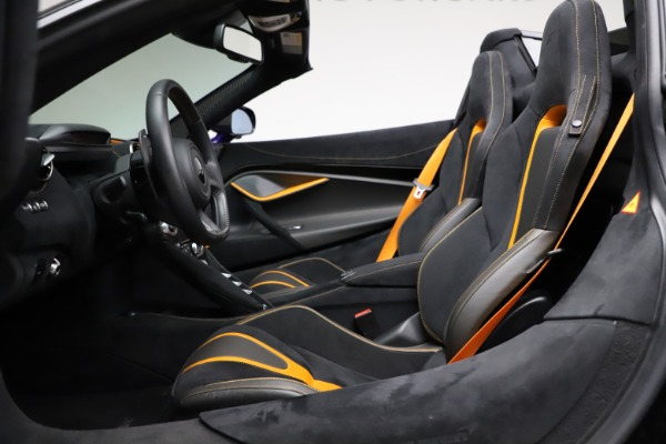 Used 2020 McLaren 720S Spider for sale $324,990 at Bentley Greenwich in Greenwich CT 06830 24