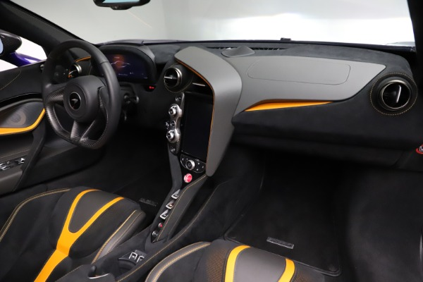 Used 2020 McLaren 720S Spider for sale $324,990 at Bentley Greenwich in Greenwich CT 06830 28