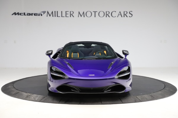 Used 2020 McLaren 720S Spider for sale $324,990 at Bentley Greenwich in Greenwich CT 06830 3