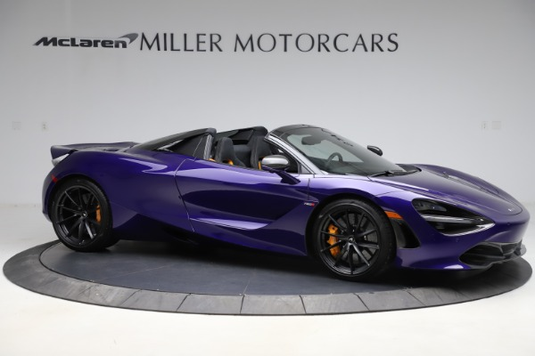 Used 2020 McLaren 720S Spider for sale $324,990 at Bentley Greenwich in Greenwich CT 06830 5