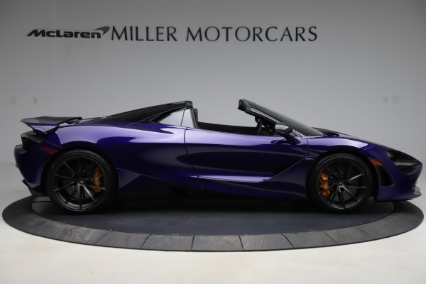 Used 2020 McLaren 720S Spider for sale $324,990 at Bentley Greenwich in Greenwich CT 06830 6