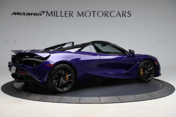 Used 2020 McLaren 720S Spider for sale $324,990 at Bentley Greenwich in Greenwich CT 06830 7