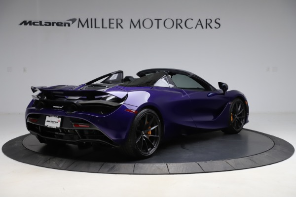 Used 2020 McLaren 720S Spider for sale $324,990 at Bentley Greenwich in Greenwich CT 06830 8
