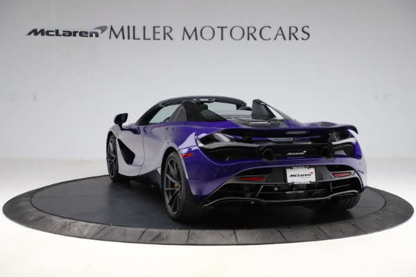 Used 2020 McLaren 720S Spider for sale $324,990 at Bentley Greenwich in Greenwich CT 06830 9