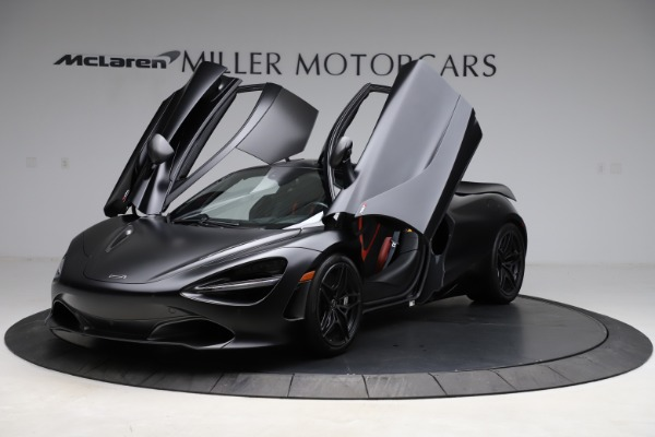 Used 2018 McLaren 720S Performance for sale $239,900 at Bentley Greenwich in Greenwich CT 06830 13