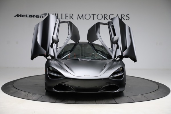 Used 2018 McLaren 720S Performance for sale $239,900 at Bentley Greenwich in Greenwich CT 06830 14