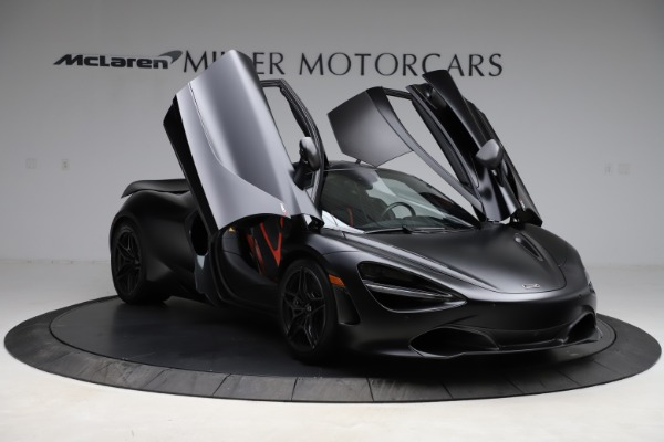 Used 2018 McLaren 720S Performance for sale $239,900 at Bentley Greenwich in Greenwich CT 06830 15