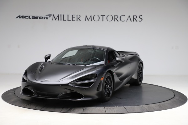 Used 2018 McLaren 720S Performance for sale $239,900 at Bentley Greenwich in Greenwich CT 06830 2