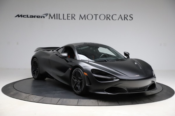 Used 2018 McLaren 720S Performance for sale $239,900 at Bentley Greenwich in Greenwich CT 06830 4