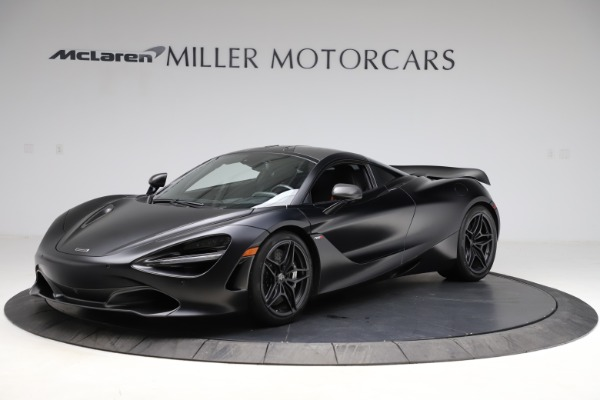 Used 2018 McLaren 720S Performance for sale $239,900 at Bentley Greenwich in Greenwich CT 06830 1