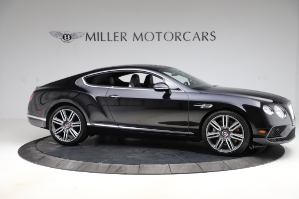 Used 2017 Bentley Continental GT V8 for sale $139,900 at Bentley Greenwich in Greenwich CT 06830 10