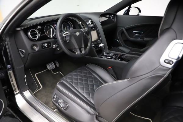 Used 2017 Bentley Continental GT V8 for sale Sold at Bentley Greenwich in Greenwich CT 06830 17