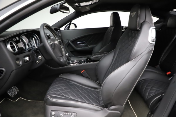 Used 2017 Bentley Continental GT V8 for sale Sold at Bentley Greenwich in Greenwich CT 06830 18