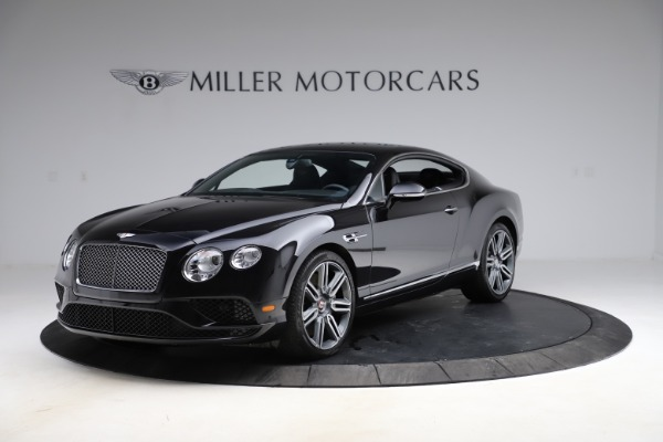 Used 2017 Bentley Continental GT V8 for sale $139,900 at Bentley Greenwich in Greenwich CT 06830 2