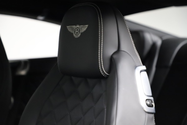 Used 2017 Bentley Continental GT V8 for sale Sold at Bentley Greenwich in Greenwich CT 06830 20