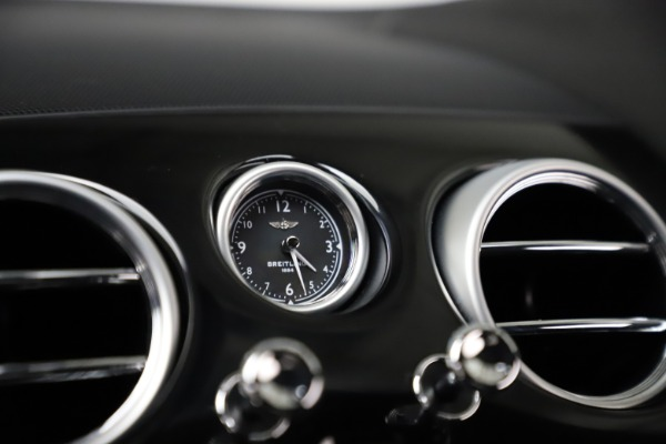 Used 2017 Bentley Continental GT V8 for sale Sold at Bentley Greenwich in Greenwich CT 06830 22