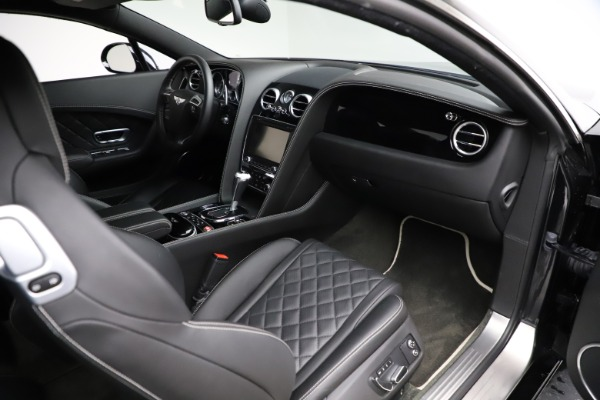 Used 2017 Bentley Continental GT V8 for sale Sold at Bentley Greenwich in Greenwich CT 06830 23