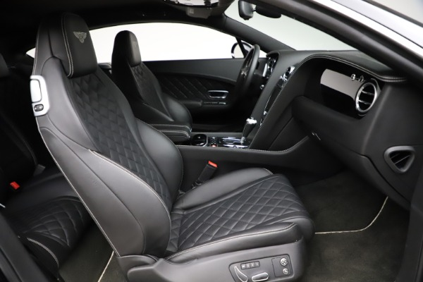 Used 2017 Bentley Continental GT V8 for sale Sold at Bentley Greenwich in Greenwich CT 06830 24