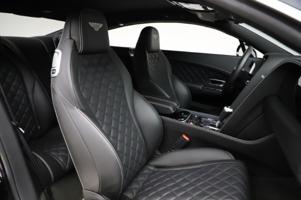 Used 2017 Bentley Continental GT V8 for sale $139,900 at Bentley Greenwich in Greenwich CT 06830 25