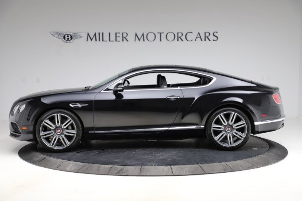 Used 2017 Bentley Continental GT V8 for sale Sold at Bentley Greenwich in Greenwich CT 06830 3