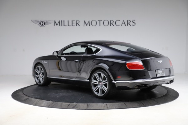 Used 2017 Bentley Continental GT V8 for sale $139,900 at Bentley Greenwich in Greenwich CT 06830 5