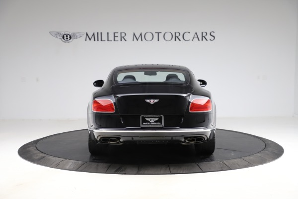 Used 2017 Bentley Continental GT V8 for sale $139,900 at Bentley Greenwich in Greenwich CT 06830 6