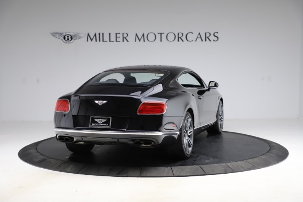Used 2017 Bentley Continental GT V8 for sale $139,900 at Bentley Greenwich in Greenwich CT 06830 7