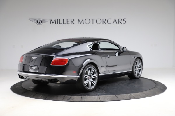 Used 2017 Bentley Continental GT V8 for sale $139,900 at Bentley Greenwich in Greenwich CT 06830 8
