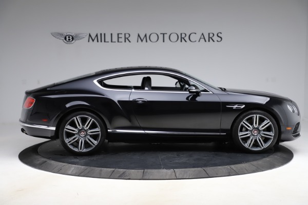Used 2017 Bentley Continental GT V8 for sale $139,900 at Bentley Greenwich in Greenwich CT 06830 9