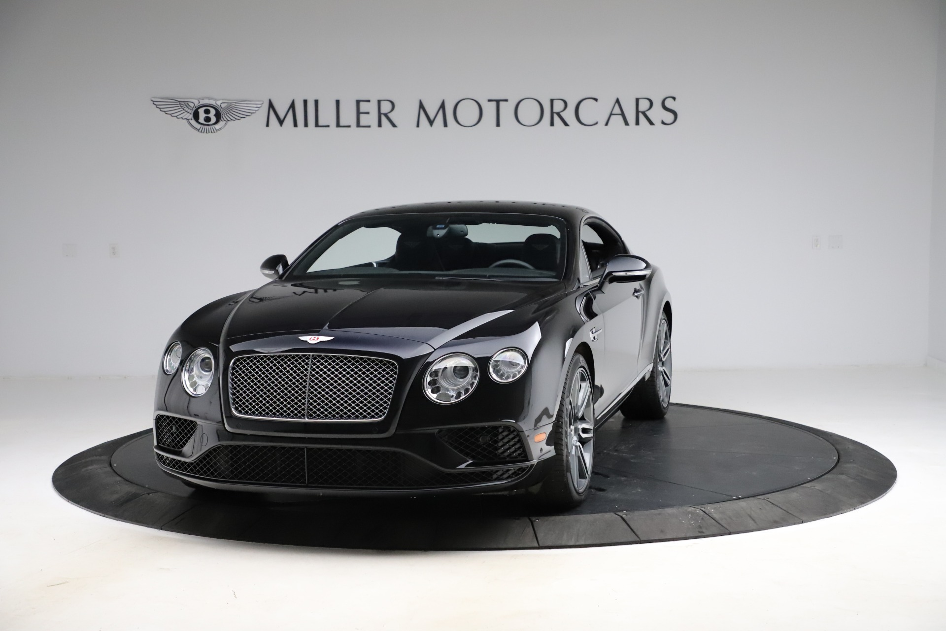 Used 2017 Bentley Continental GT V8 for sale $139,900 at Bentley Greenwich in Greenwich CT 06830 1