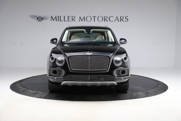 Used 2018 Bentley Bentayga W12 Signature Edition for sale $154,900 at Bentley Greenwich in Greenwich CT 06830 13