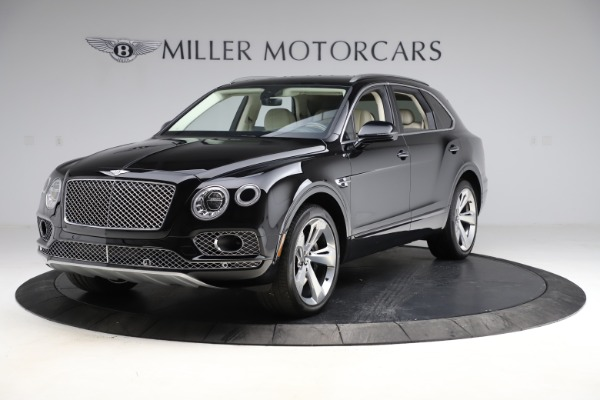 Used 2018 Bentley Bentayga W12 Signature for sale $149,900 at Bentley Greenwich in Greenwich CT 06830 2
