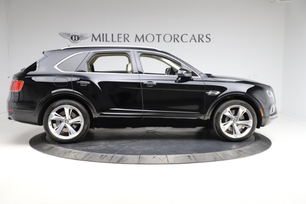 Used 2018 Bentley Bentayga W12 Signature Edition for sale $154,900 at Bentley Greenwich in Greenwich CT 06830 9