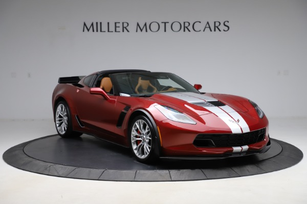 Used 2015 Chevrolet Corvette Z06 for sale $85,900 at Bentley Greenwich in Greenwich CT 06830 10