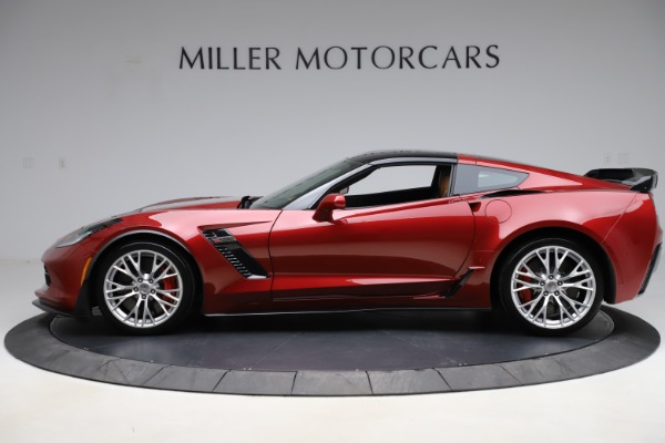 Used 2015 Chevrolet Corvette Z06 for sale $85,900 at Bentley Greenwich in Greenwich CT 06830 12