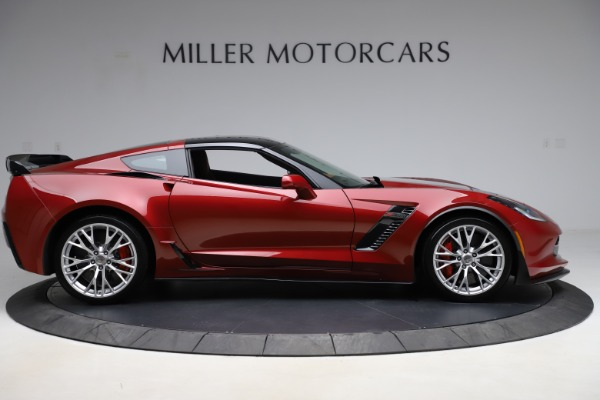 Used 2015 Chevrolet Corvette Z06 for sale $85,900 at Bentley Greenwich in Greenwich CT 06830 13