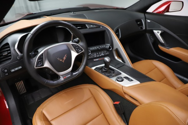 Used 2015 Chevrolet Corvette Z06 for sale $85,900 at Bentley Greenwich in Greenwich CT 06830 16