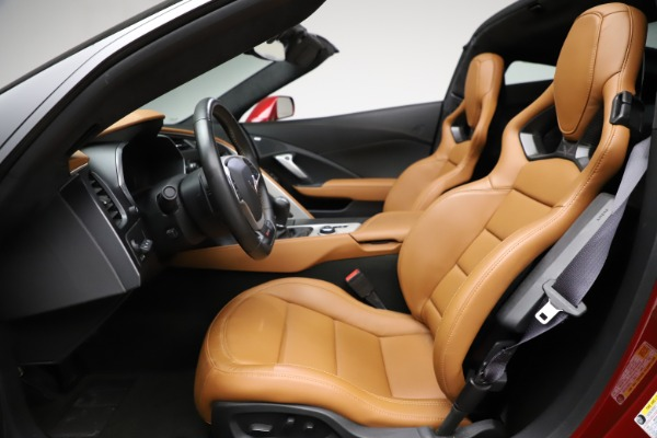 Used 2015 Chevrolet Corvette Z06 for sale $85,900 at Bentley Greenwich in Greenwich CT 06830 17