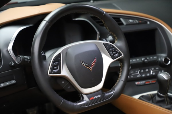 Used 2015 Chevrolet Corvette Z06 for sale $85,900 at Bentley Greenwich in Greenwich CT 06830 19