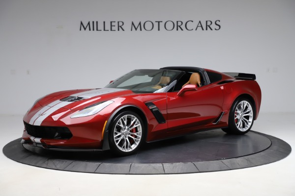 Used 2015 Chevrolet Corvette Z06 for sale $85,900 at Bentley Greenwich in Greenwich CT 06830 2