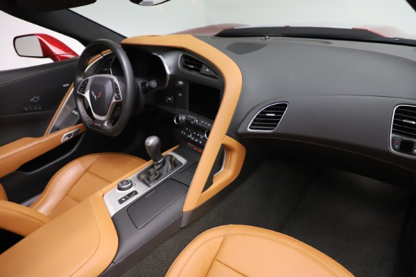 Used 2015 Chevrolet Corvette Z06 for sale $85,900 at Bentley Greenwich in Greenwich CT 06830 23