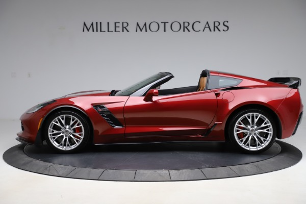 Used 2015 Chevrolet Corvette Z06 for sale $85,900 at Bentley Greenwich in Greenwich CT 06830 3