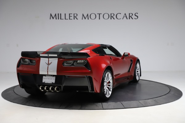 Used 2015 Chevrolet Corvette Z06 for sale $85,900 at Bentley Greenwich in Greenwich CT 06830 7
